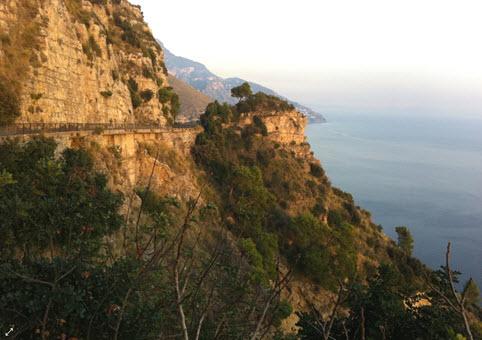 דרך אמלפי - איטליה