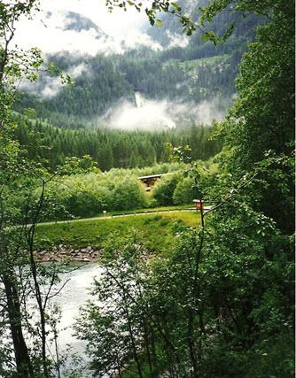 מפלי קרימל - אוסטריה