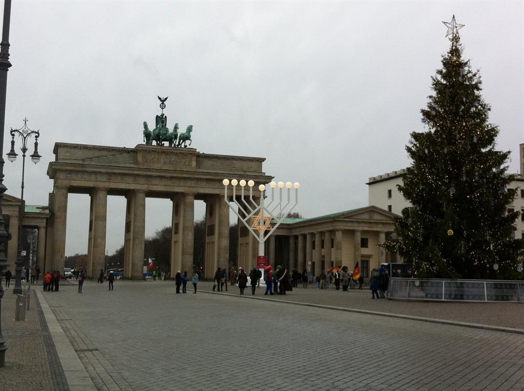 שער ברנדנבורג - ברלין - גרמניה